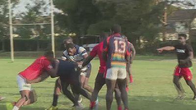 Rugby/RWC 2019: le Kenya se prépare au tournoi de repêchage