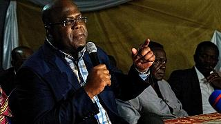 DR Congo opposition says logistics delivery a PR stunt