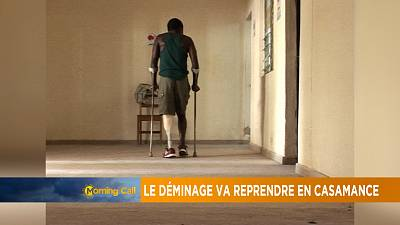 Senegal to resume landmines clearance in Casamance region [The Morning Call]