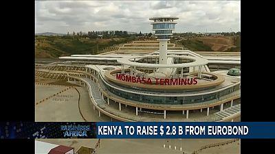 Le Kenya vise 2,8 $ milliards d'euros bonds