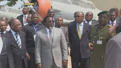 DRC presidential survey