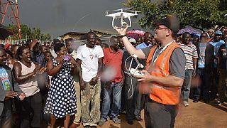 Malawi : des drones pour surveiller les cultures