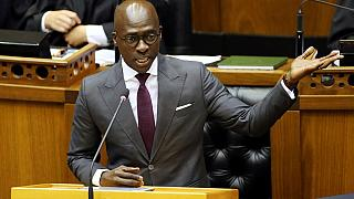 Is time up for South African minister Malusi Gigaba?