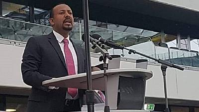 Three issues Ethiopia PM addressed in Frankfurt speech