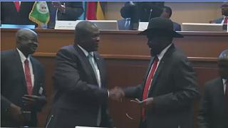 South Sudan President Salva Kiir frees two political prisoners