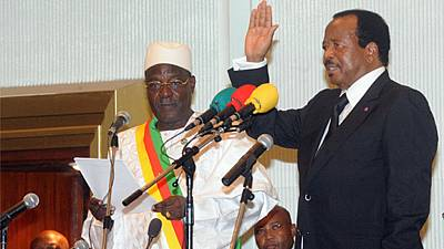 Cameroon's Biya to take seventh oath of office November 6
