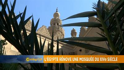 Egypt's ancient mosque undergoes renovation [The Morning Call]