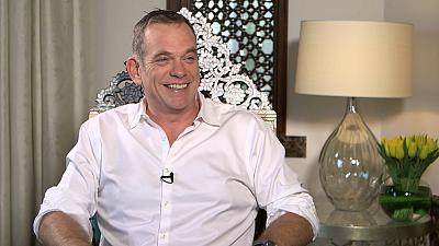 French-Canadian singer Garou talks fame, future and The Voice