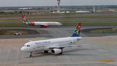 En Afrique du Sud, l'avenir de South African Airways fait débat