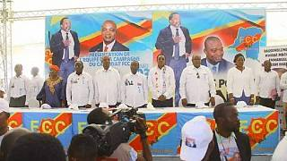 DRC Elections: Tshibala, Florent , 500 others mobilized for a majority campaign