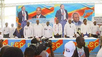 Elections en RDC : Tshibala, Florent Ibengue... 500 personnes mobilisées pour la campagne de la majorité