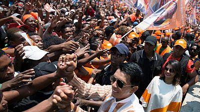 Présidentielle à Madagascar : marée humaine à Antananarivo pour deux des favoris