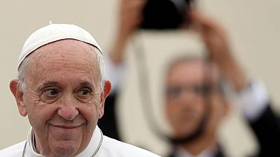 Pope prays for victims of Coptic Orthodox Church attack in Egypt