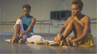 Des chaussons de danse adaptés aux peaux noires