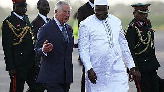 Le Prince Charles en Gambie pour sa tournée ouest-africaine [No Comment]