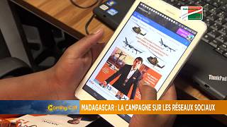 Madagascar: social media use in election campaign [The Morning Call]