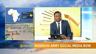 Knocks for Nigerian army's Trump video post on twitter [The Morning Call]
