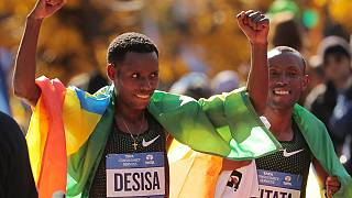 Ethiopia, Kenya win big at NYC marathon