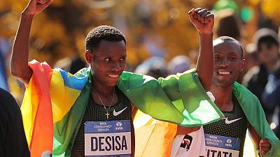 Ethiopia, Kenya win big at NYC marathon