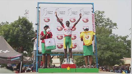 Burkinabe runner wins Faso Tour