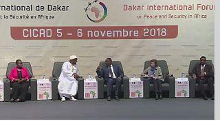 Dakar : ouverture d'un forum sur la paix et la sécurité en Afrique