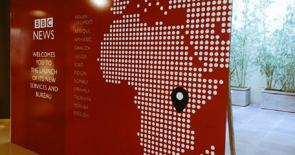 Bbcs Biggest Bureau Outside The Uk Is In Africa Nairobi Kenya