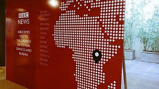 BBC's biggest bureau outside the UK is in Africa – Nairobi, Kenya