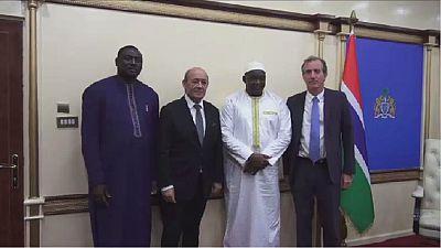 La Gambie reçoit 30 millions d'euros de la France