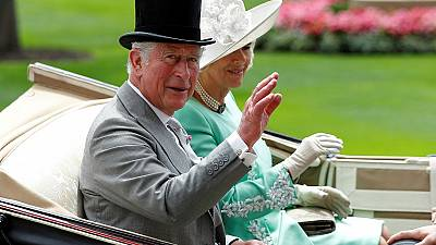 UK: next in line to British throne, Prince Charles turns 70 Nov. 14