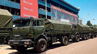 Army vehicles to be used in December elections in the DRC [No Comment]