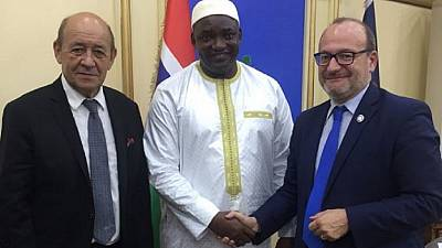 Geopolitics: France courts Gambia with aid, warns Russia