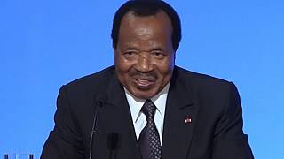 Cameroon's Paul Biya sworn-in for a seventh term
