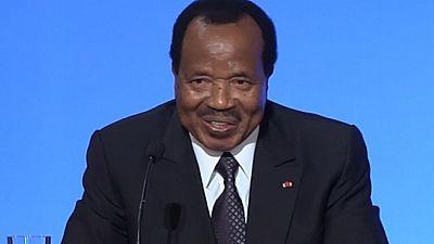 Cameroun : Paul Biya a prêté serment pour un septième mandat présidentiel