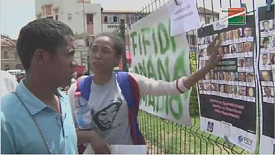 Madagascar: timid concerns in politics by youths