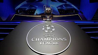 UEFA champions league shock results