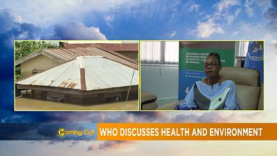 WHO holds health and environment conference in Libreville [The Morning Call]