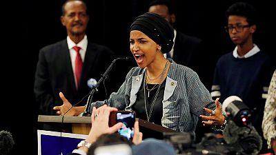 Somali-born Ilhan Omar elected to US Congress