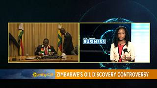 Setting the record straight on Zimbabwe's oil [Business]