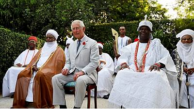 Prince Charles meets Nigeria's Buhari, religious leaders, traditional rulers in Abuja
