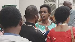 Rwanda demands 22 year jail term for Kagame critic, Diane Rwigara