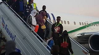 Over 120 Somalis stranded in Libya welcomed home