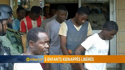 Cameroon's kidnapped school children reunited with parents [The Morning Call]
