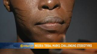 The Nigerian lady with tribal marks challenging stereotypes [The Morning Call]