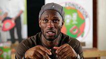 Video: Drogba says 'not leaving' despite retirement reports