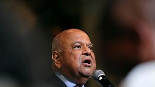 South African anti-graft watchdog investigating Gordhan