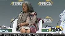 Ethiopia president woos investors in South Africa