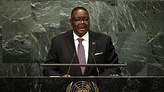 Malawi's Mutharika criticised for 'illegally' sacking vice president