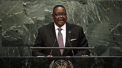 Malawi : le chef de l'État se sépare de son vice-président