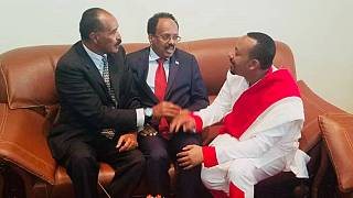 Photos: Economic union seeking Ethiopia welcomes Eritrea, Somalia leaders