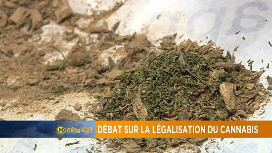 Débat sur la légalisation du cannabis en Afrique [The Morning Call]